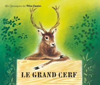 Le Grand Cerf et le lapin des champs