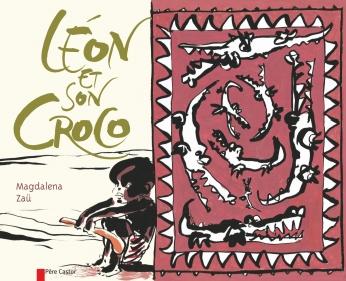 Léon et son croco
