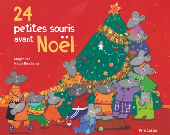 Vingt quatre petites souris avant Noël