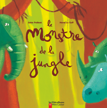 Le Monstre de la jungle