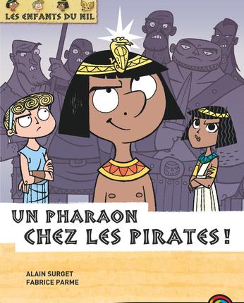Un pharaon chez les pirates!