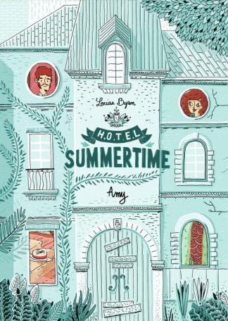 Hôtel Summertime Tome 1 - Amy 2