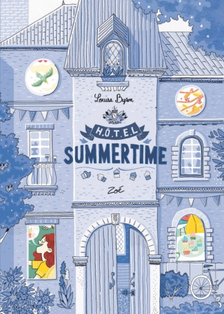 Hôtel Summertime Tome 3 - Zoé 2