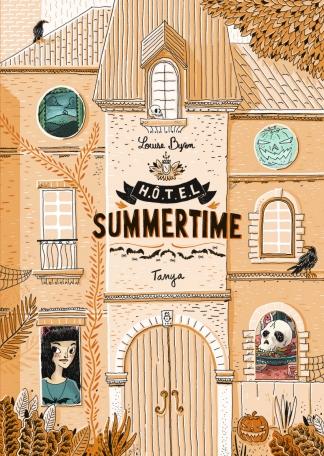 Hôtel Summertime Tome 2 - Tanya 2