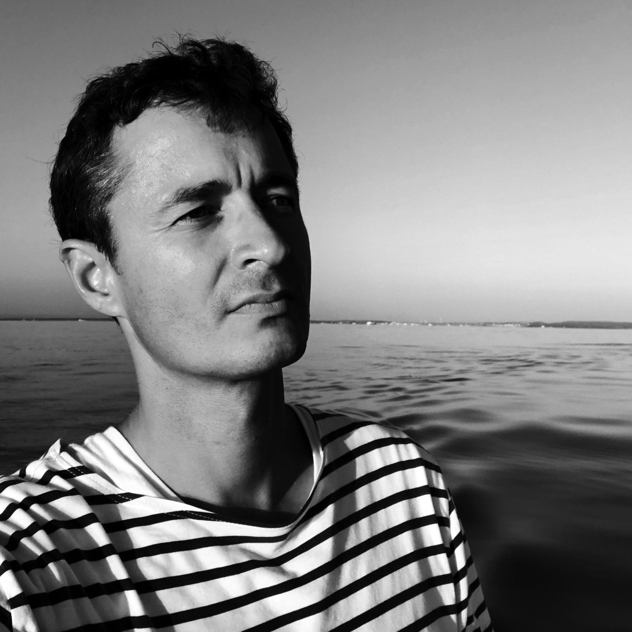 Olivier Latyk - Siam, au fil de l'eau