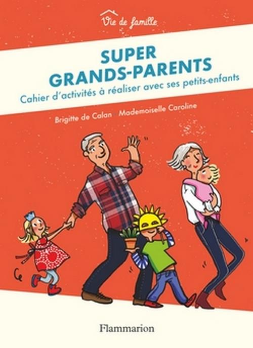 couverture super grands-parents cahier activité