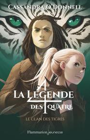 legende des 4 tome 2